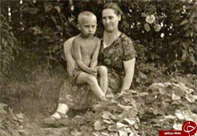 عکسی کمتر دیده شده از ولادیمیر پوتین رئیس جمهور روسیه در سال ۱۹۵۹ میلادی