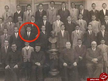 پاپ فرانسیس در دوران دانش آموزی؛ ۱۹۴۹-۱۹۴۸٫