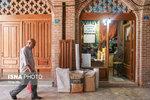 کسادی بازارهای هنری پایتخت