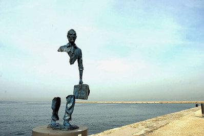 «سفرهای دریایی»، شهر مارسی، فرانسه