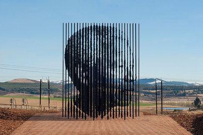 «نلسون ماندلا»، افریقای جنوبی