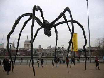 «عنکبوت»، تیت مدرن، بریتانیا